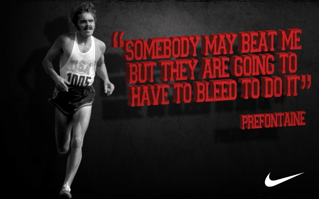 Steve Prefontaine Quote 2 Picture Quote #1