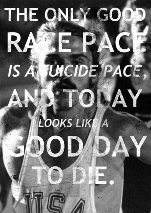 Steve Prefontaine Running Quote 2 Picture Quote #1