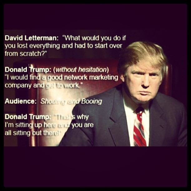 Donald Trump Quote 1 Picture Quote #1