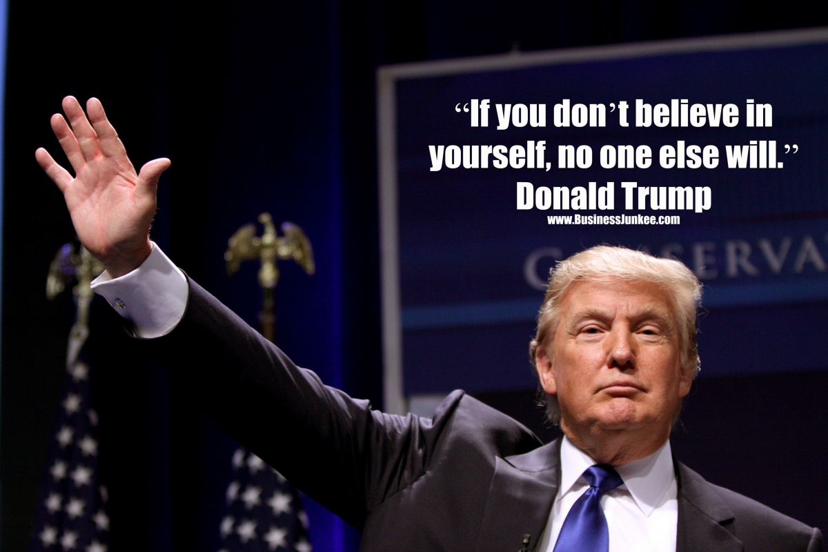 Donald Trump Quote 2 Picture Quote #1