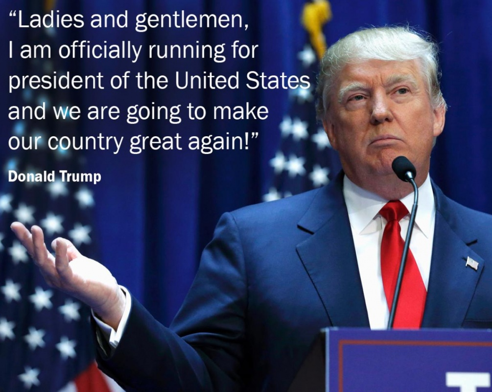 Donald Trump Quote 7 Picture Quote #1