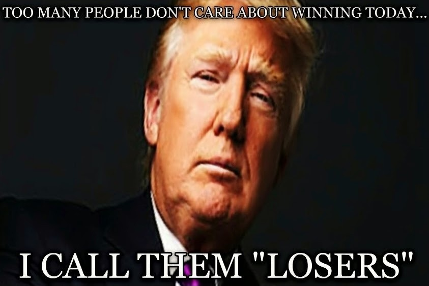 Stupid Donald Trump Quote 1 Picture Quote #1