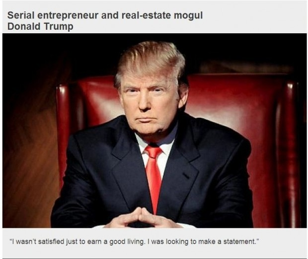 Donald Trump Motivational Quote 1 Picture Quote #1