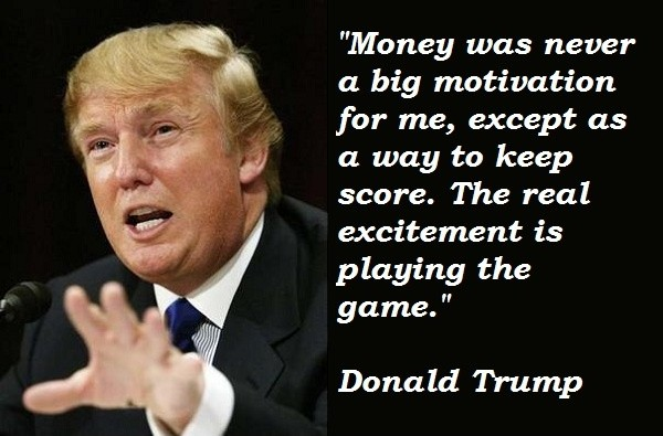 Donald Trump Motivational Quote 2 Picture Quote #1