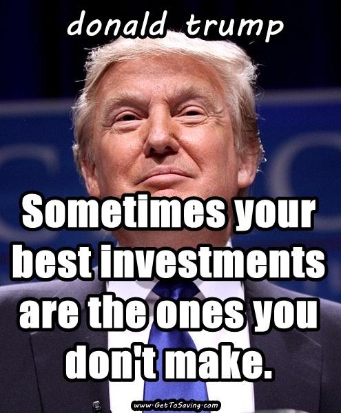 Donald Trump Quote On Money 1 Picture Quote #1