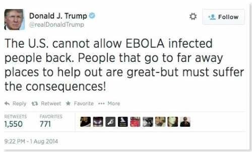 Donald Trump Quote 27 Picture Quote #1