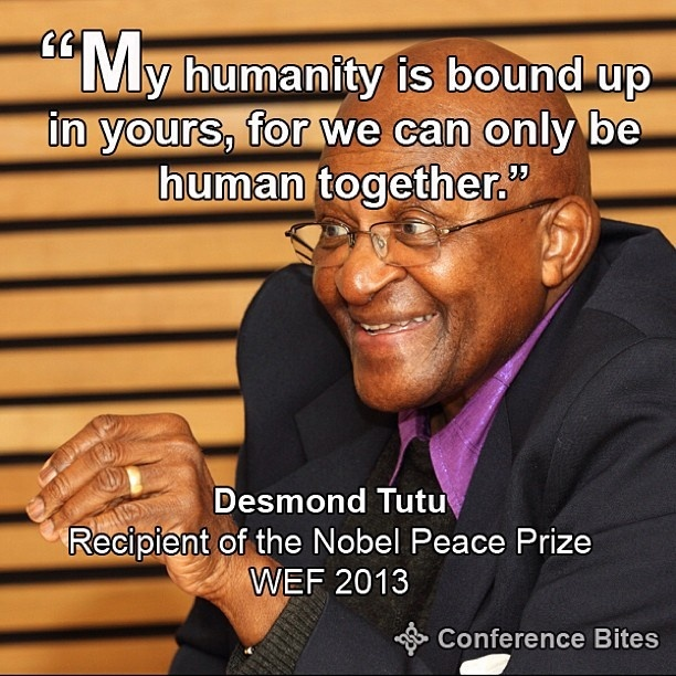 Desmond Tutu Quote 1 Picture Quote #1