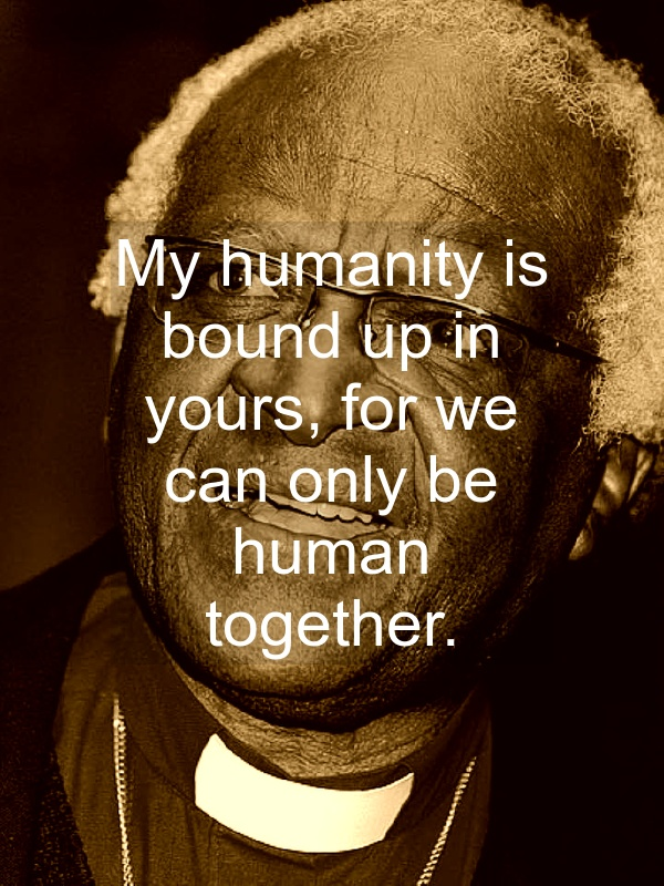 Desmond Tutu Quote 9 Picture Quote #1