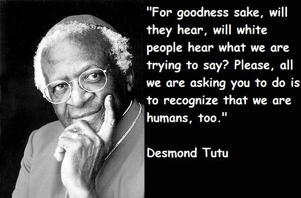 Desmond Tutu Quote 7 Picture Quote #1