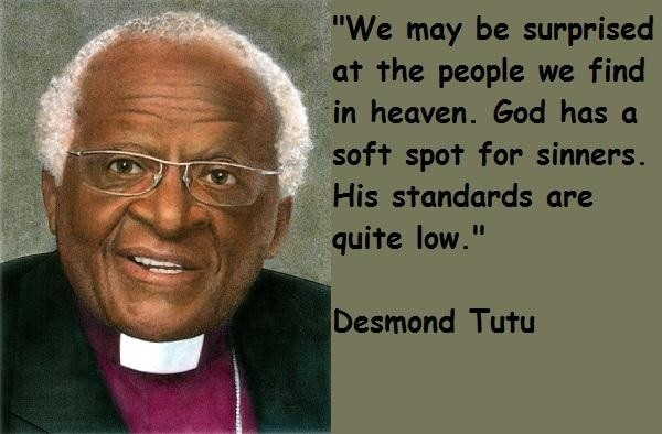 Desmond Tutu Quote 11 Picture Quote #1