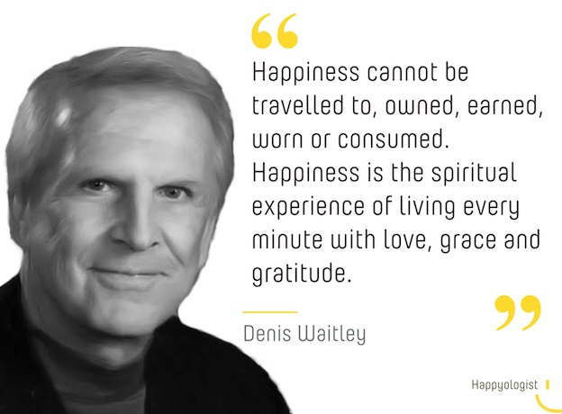 Denis Waitley Quote 3 Picture Quote #1
