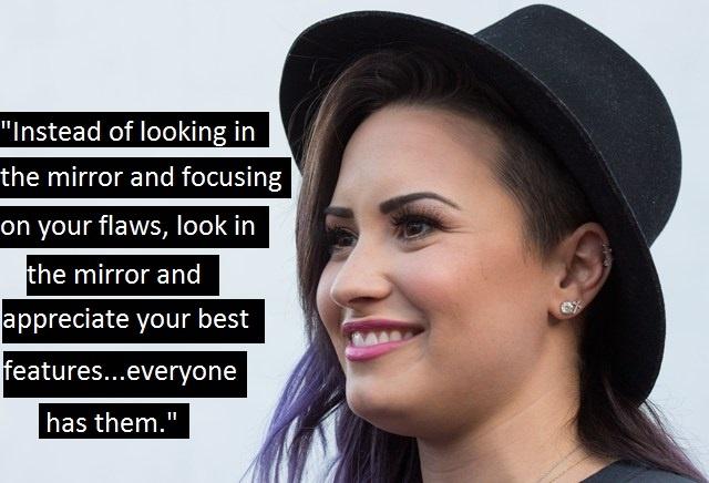 Demi Lovato Quote 23 Picture Quote #1