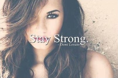 Demi Lovato Inspirational Quote 5 Picture Quote #1
