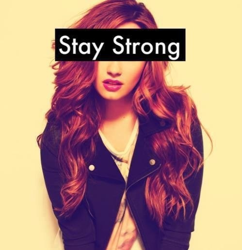 Demi Lovato Inspirational Quote 5 Picture Quote #2