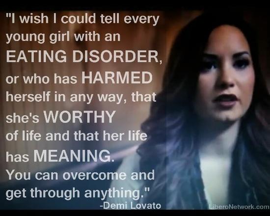 Demi Lovato Quote 38 Picture Quote #1