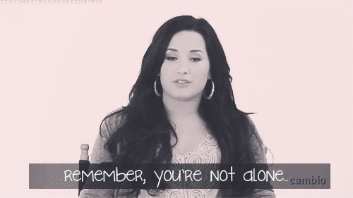 Demi Lovato Quote 44 Picture Quote #1