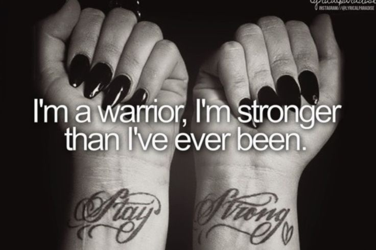 Warrior Demi Lovato Lyric Quote 3 Picture Quote #1