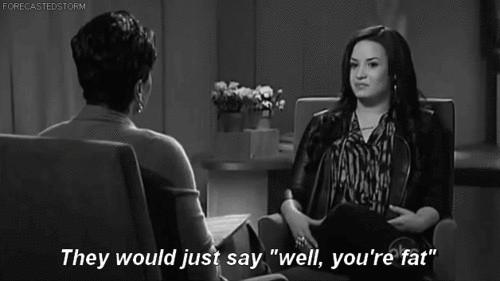 Demi Lovato Anorexia Quote 6 Picture Quote #1