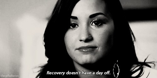 Anorexia Recovery Quote Demi Lovato 2 Picture Quote #1