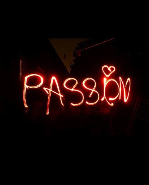 Passion Picture Quote #1