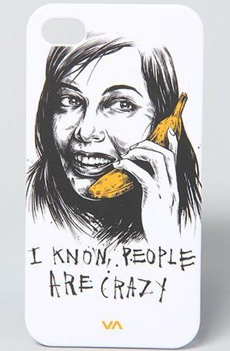 I know people are crazy Picture Quote #1
