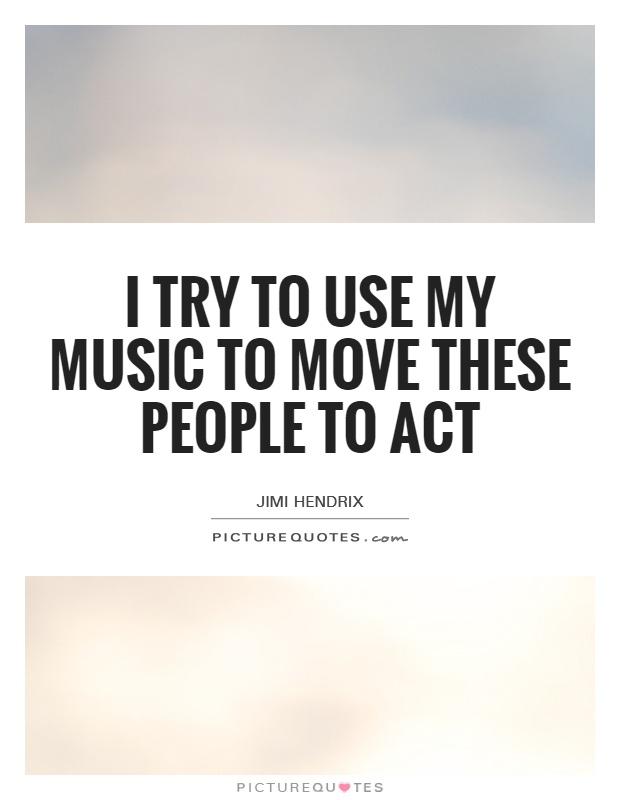 Jimi Hendrix Quotes Music Is My Religion