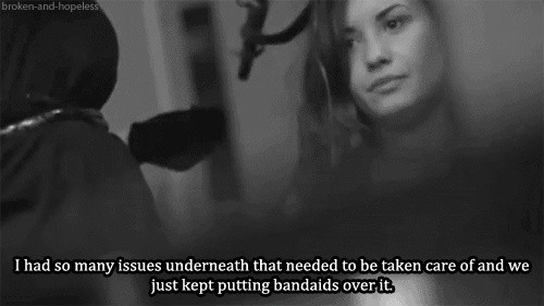 Demi Lovato Quote 74 Picture Quote #1