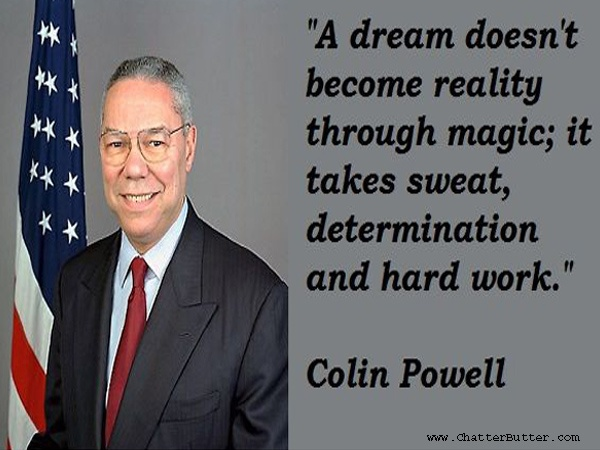 Colin Powell Quote 5 Picture Quote #1