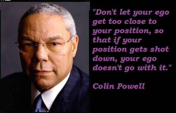 Colin Powell Quote 6 Picture Quote #1