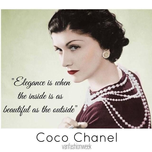 Coco Chanel Quote 1 Picture Quote #1