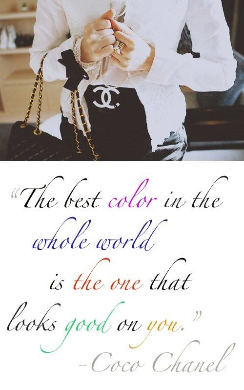 Coco Chanel Quote 2 Picture Quote #1