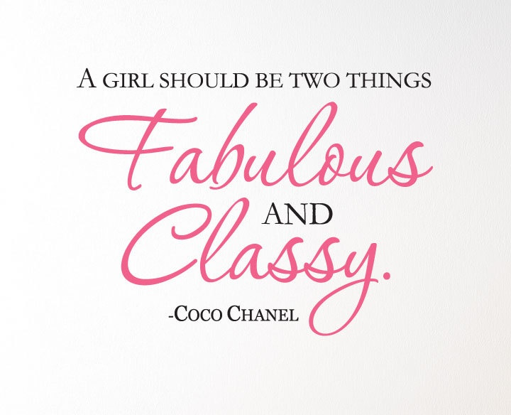 Coco Chanel Quote 4 Picture Quote #1