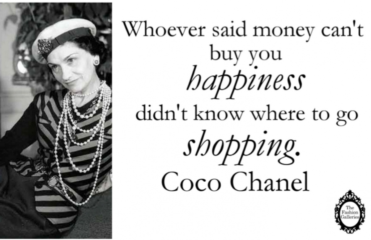 Coco Chanel Fashion Quote 3 Picture Quote #1