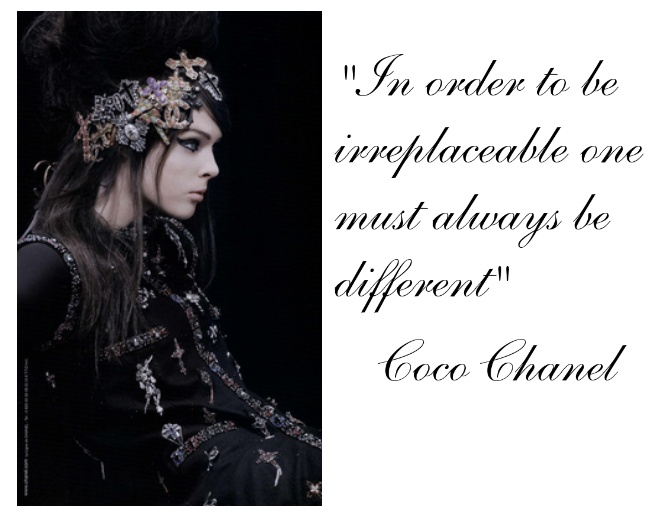 Coco Chanel Fashion Quote 5 Picture Quote #1