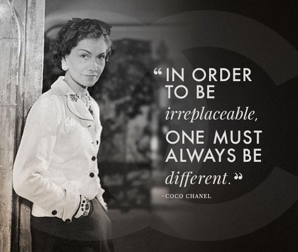 Coco Chanel Fashion Quote 5 Picture Quote #2