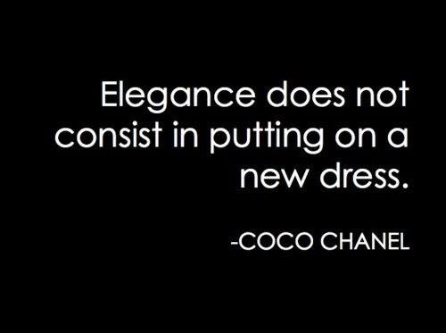 Gabrielle Coco Chanel Quote 3 Picture Quote #1