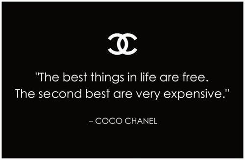 Coco Chanel Quote 7 Picture Quote #1