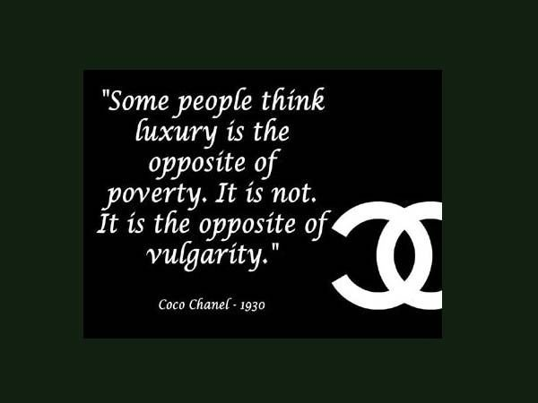 Coco Chanel Quote 11 Picture Quote #1