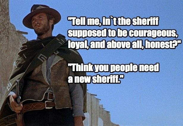 Clint Eastwood Quote 2 Picture Quote #1