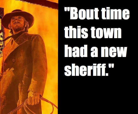 Clint Eastwood Famous Quote 1 Picture Quote #1