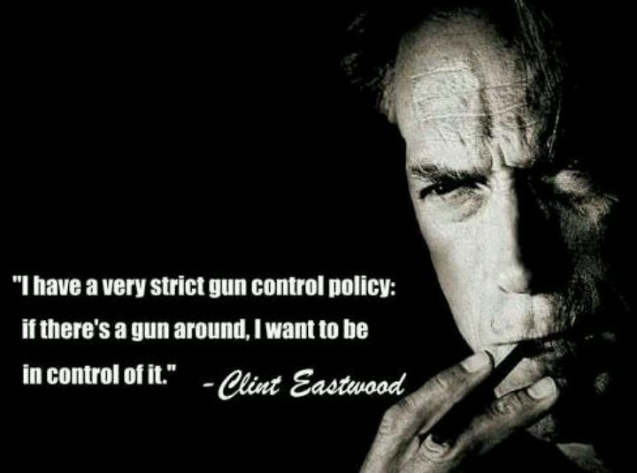 Clint Eastwood Quote 8 Picture Quote #1