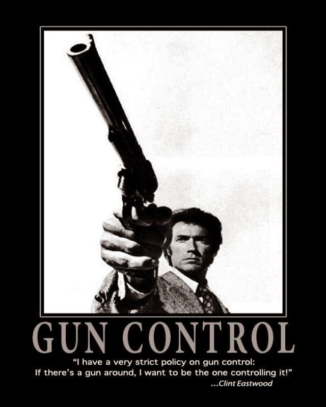 Clint Eastwood Quote 8 Picture Quote #2