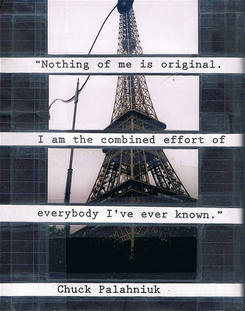Invisible Monsters Chuck Palahniuk Quote 4 Picture Quote #1