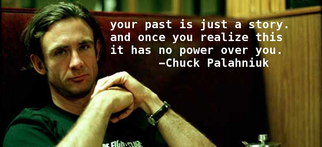 Chuck Palahniuk Quote 8 Picture Quote #1