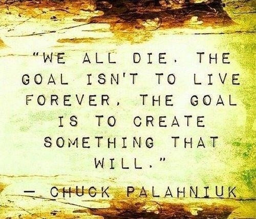 Chuck Palahniuk Quote 12 Picture Quote #1