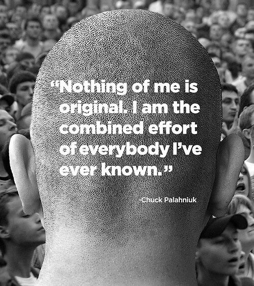 Chuck Palahniuk Quote 13 Picture Quote #1