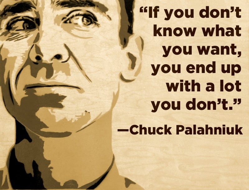 Chuck Palahniuk Quote 16 Picture Quote #1