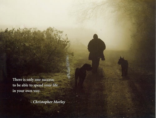 Christopher Morley Quote 1 Picture Quote #1