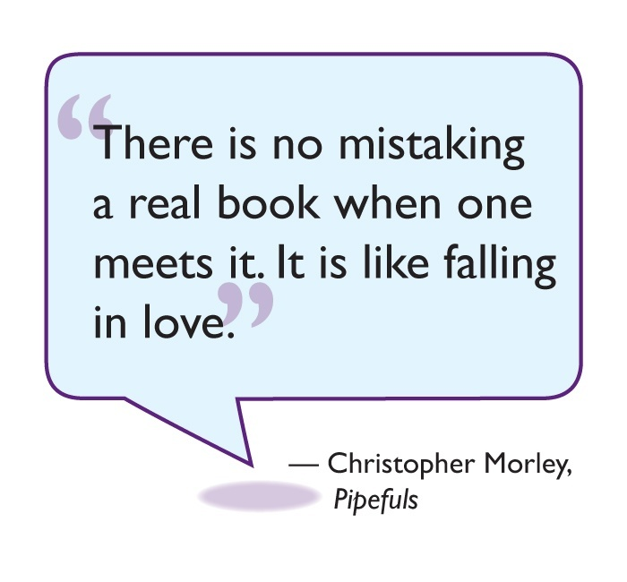 Christopher Morley Quote 2 Picture Quote #1