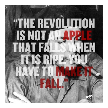 Che Guevara Quote 2 Picture Quote #1